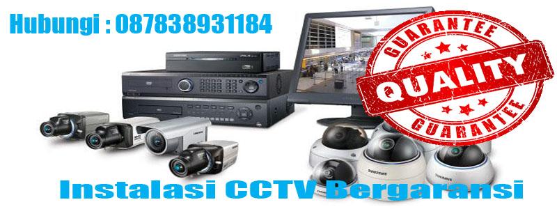 Paket CCTV Jogja