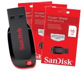 Flashdisk 16GB Sandisk